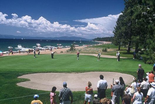 Lake Tahoe American Century Celebrity Golf Championship ...