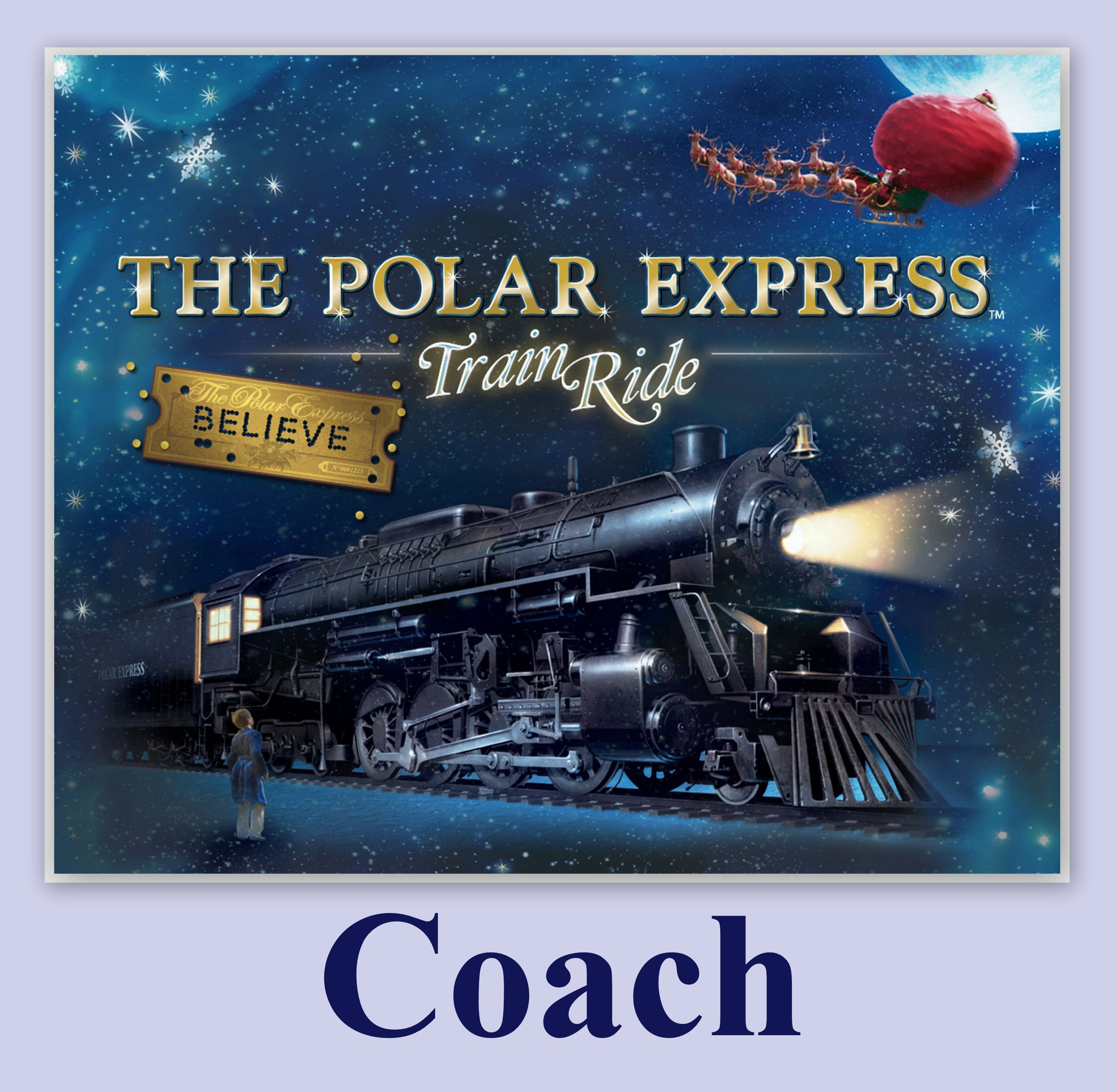 Official Polar Express Ride